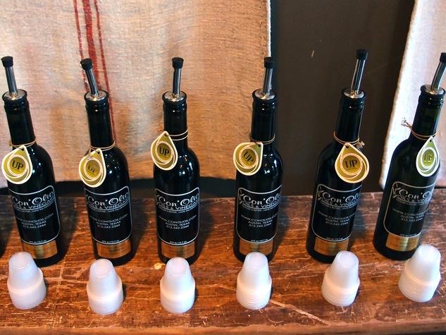 Con'Olio Southern Hemisphere olive oild