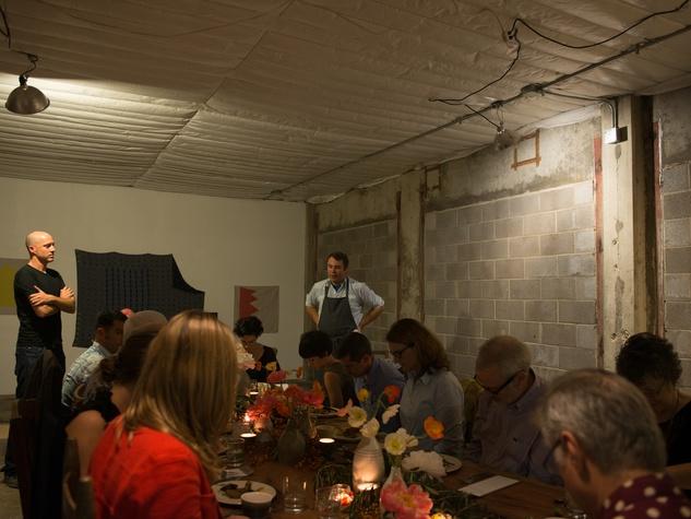 Make Eat Drink in Austin Michael Fojtasek Ryan McKerley Presenting