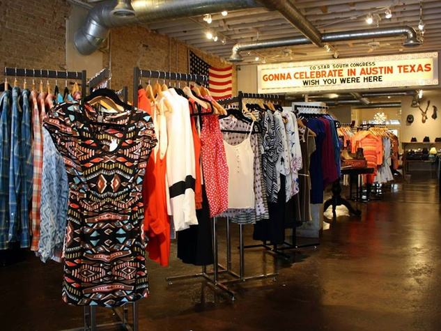 Where to Shop in January Austin Co-Star