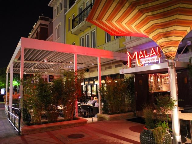 Malai Kitchen restaurant in Dallas West Village