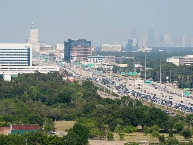 Energy Corridor District traffic highway