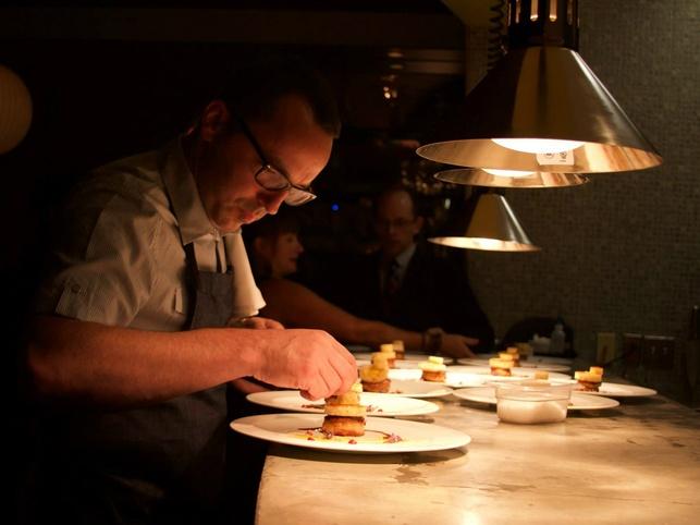 Steven McHugh chef Cured Pearl San Antonio