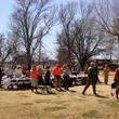 News_St. Hubertus_outdoor feast