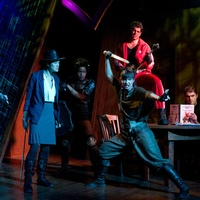 """""""She Kills Monsters"""" original Off-Broadway production at The Flea"""