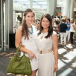 News, Shelby, Woman's Hospital Labor Day luncheon, August 2014, Katia Mazzone, Kristen Grilli
