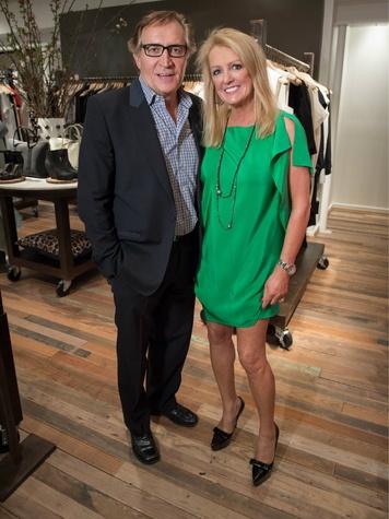 Bob and Myrna Schlegel, ChandlerxSelima Launch