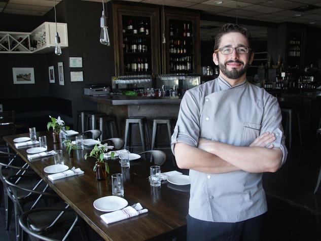 Chef Albert Gonzalez Apothecary Austin