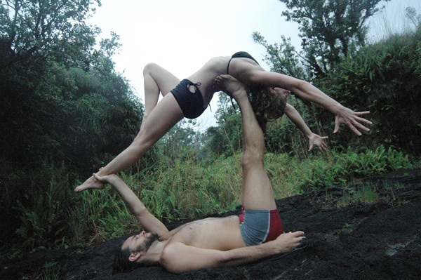 Austin Photo Set: News_Shelley Seale_crazy yoga_Oct 2011_acro yoga