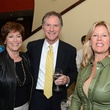 7 Bebe Stegent, from left, John Mcconn and Paige Johnson at the Dec My Room luncheon October 2014