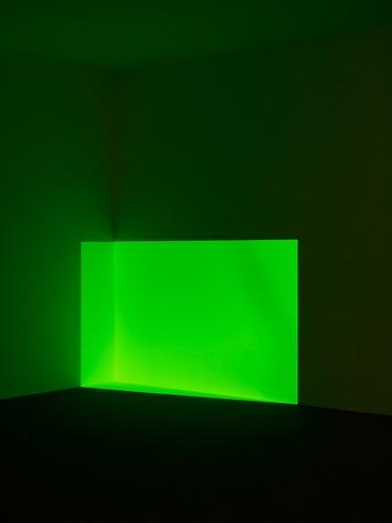 MFAH James Turrell The Light Inside June 2013 Acro, Green
