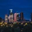#Supermoon over #Houston!