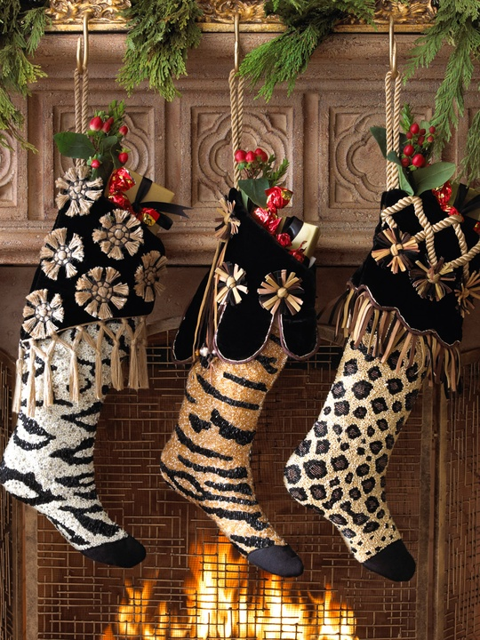 Finding The Perfect Christmas Stocking To Hang By The