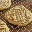 Peanut butter cookies from Stetted
