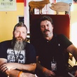 Matt Offerman, Nick Offerman at Meat Fight 2013