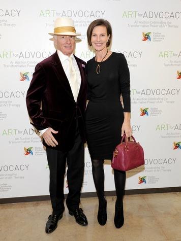 John & Karen Reoch, Art for advocacy
