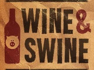 Austin Photo: Events_Wine & Swine_Poster
