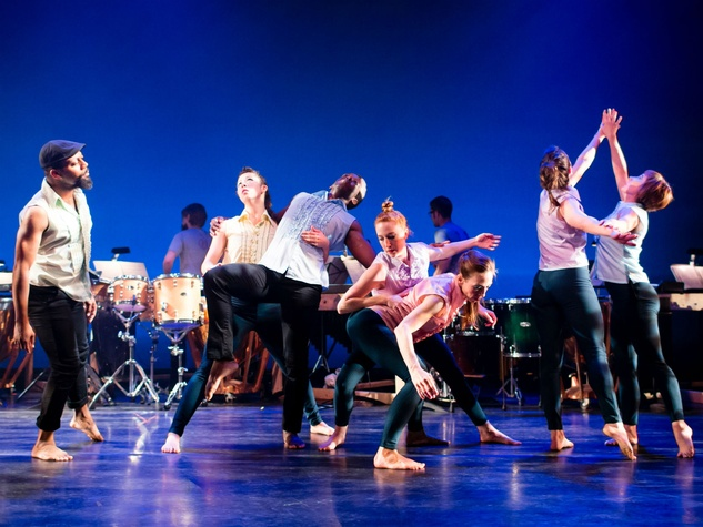 Kathy Dunn Hamrick Dance Company presents More or Less