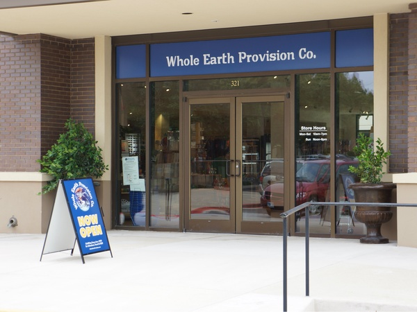 Whole Earth Provisions Toys : Whole earth provision co opens biggest store ever in