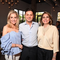 Fabretto Children's Foundation kickoff, may 2016, Luvi Wheelock, Carlos Wheelock, Luvy Gonzalez