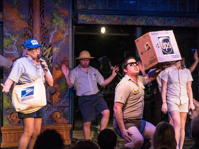 Esther's Follies presents Special Session and Subpoenas Summer Show