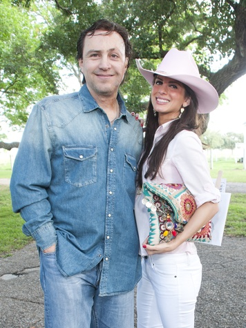 News_006_Cattle Barons Ball_April 2012_Jose Berlanga_Adriana Berlanga