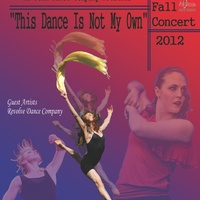 Ad Deum Dance Company presents This Dance Is Not My Own