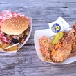 Red Star Southern fare Austin trailer food