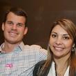 57 Adam Johnson and Claudia Sartori at the Asia Society Texas Center Kobe beef Cook-off December 2014