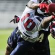 DeAndre Hopkins catch Texans camp