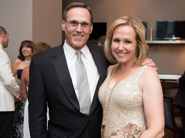 News, Shelby, Alley gala, May 2015, Deana and Larry Blackburn