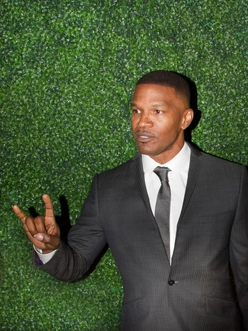 Texas Medal of Arts Awards 2015 Jamie Foxx