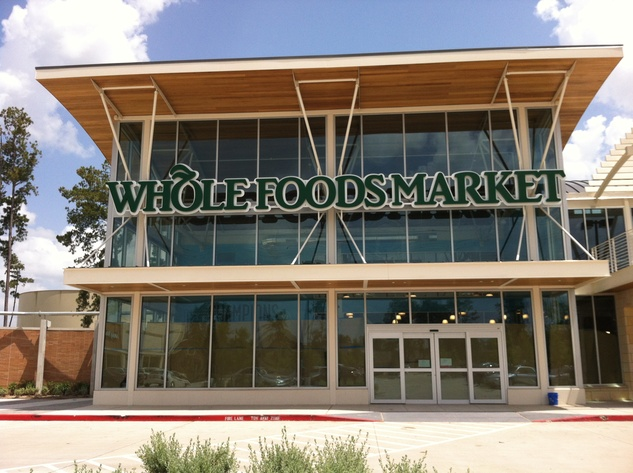 Whole Foods Market Champions exterior