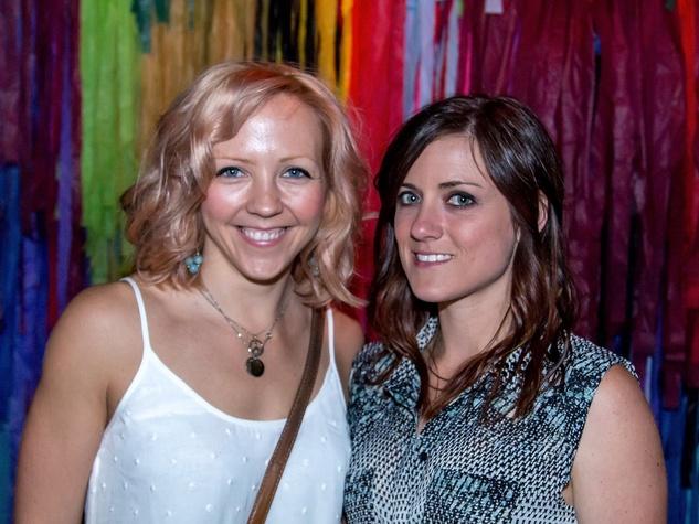 Leiza Dolghih, Brittany Sousa, Hari Mari Factory Show