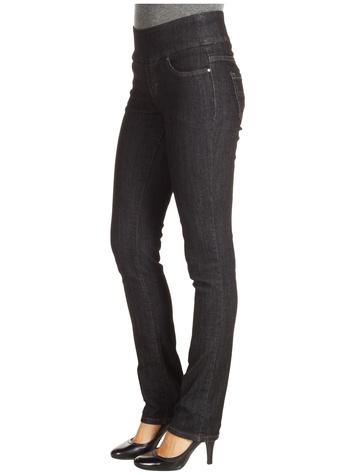 zappos Jag Jeans Malia Pull-On Slim Leg Stretch Denim