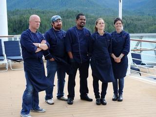 Top Chef Seattle, Josh Valentine