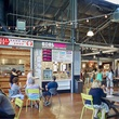 The Market food hall at Dallas Farmers Market