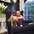 Shay Geyer in her Dallas home