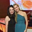 2136 Samantha Kennedy, left, and Audrey Cochran at the Houston Symphony Centennial Ball after party May 2014