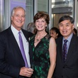 Will Williams, Mary Williams, Dr. Benjamin Chu at UTHealth Live