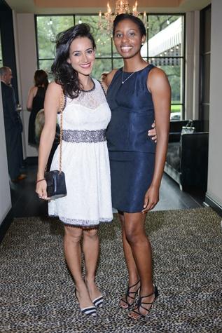News, Shelby, HFAF party, August 2014, Maryam Afshari, Asha Quant