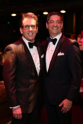 Tuts Gala 2015 Carl Josehart & Sam Jacobson