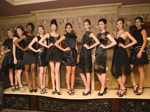 News_012_Little Black Dress_May 2012_models_runway