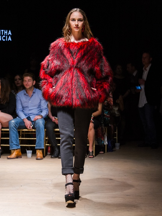 Fashion X Austin Austin Fashion Week AFW Finale 2015 Samantha Plasencia