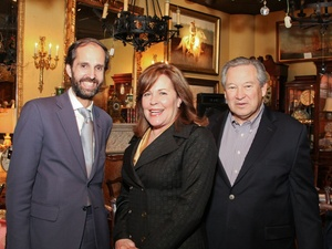 News,Shelby,Houston Decorative Center lecture, William Stratford, Sheri Roane, Grant Roane, Feb. 2013