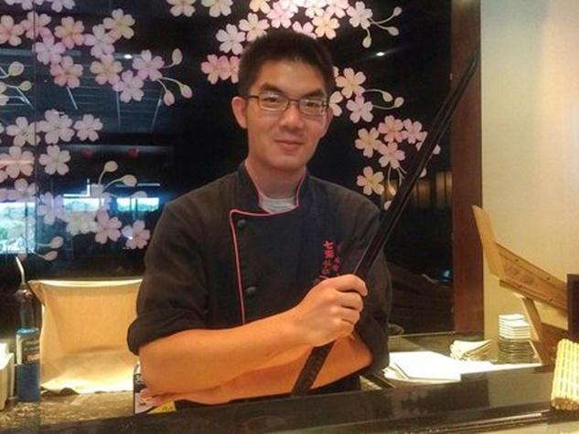 Jason Liao chef