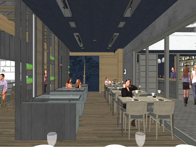Restaurant interior design firm austin