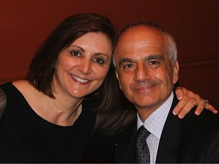Syrian Americans Nora and Sam Habal