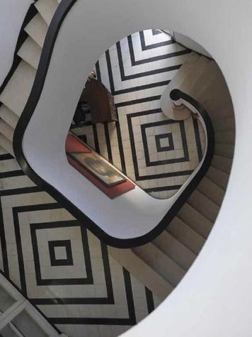 News_Great Houses of Havana_stairwell