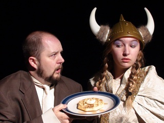 The McClarey Players presents Food for Thought