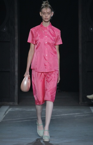 Marc by Marc Jacobs spring 2015 collection Look 14